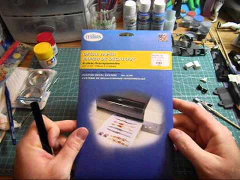 Tamiya Honda Fit plastic model build video part 11