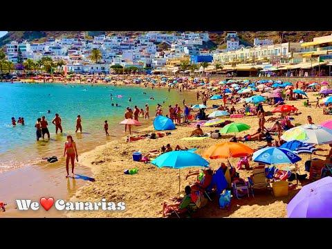 Gran Canaria Puerto de Mogan Beach Harbor and City | We❤️Canarias