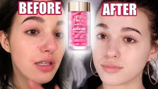 Download I Tried HALO BEAUTY Booster Pills For a Whole MONTH... Brutally Honest Review! Mp3 and Videos