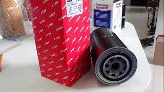 Фильтр топливный TSN 9.3.94 для погрузчика LiuGong