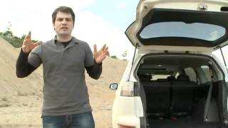 compare it! Opel Antara vs. Mazda CX-7 vs. Mitsubishi Outlander | drive it!