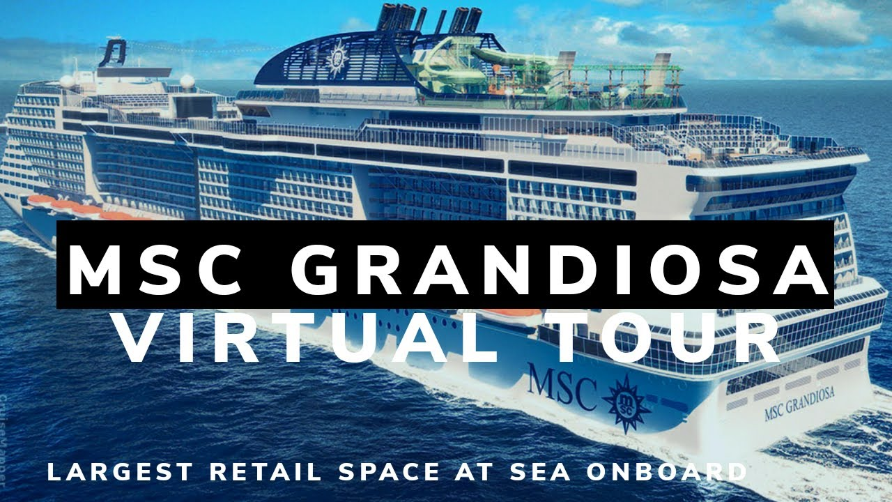 11+ Msc Grandiosa Virtual Tour  Gif