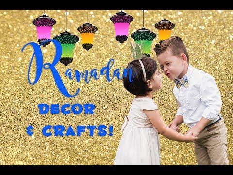 Ramadan Decorations Big Reveal + Special Ending!