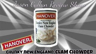 Hanover New England Style Clam Chowder