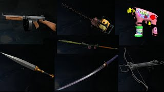 Resident Evil Revelations 2: All Special Weapons (Bonus Campaign Weapons)