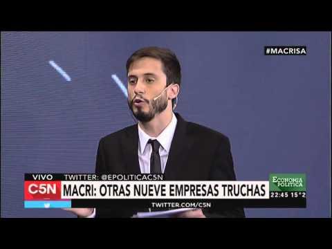 C5N - Economía Política: todas las empresas offshore de Macri
