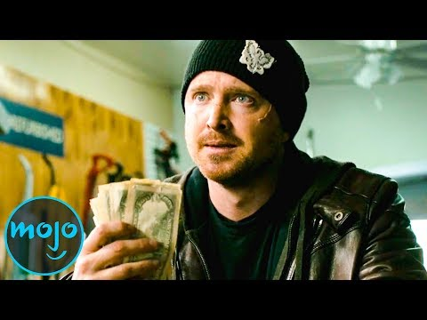 Top 10 El Camino: A Breaking Bad Movie Moments