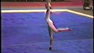 Baixar U of Utah Gymnast Emily May Floor X routine