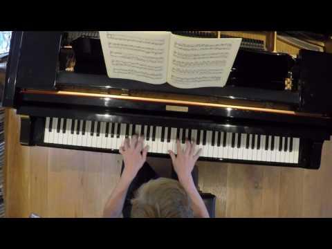 ABRSM Grade 8 Piano 2017-18 A1: Bach - Gigue