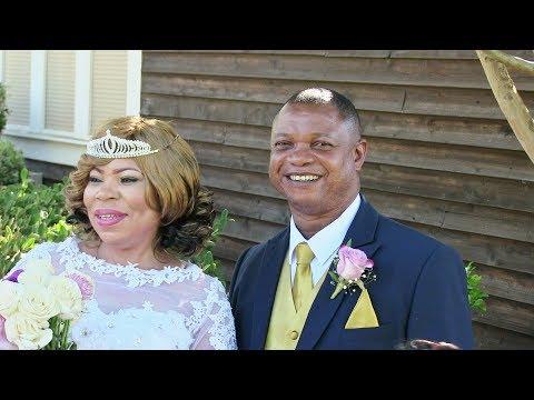 WEDDING OF GIBSON & VICTORIA UNAJI, SAT. AUG 26, 2017 DVD PART 2