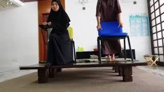 MasyaAllah! Video terbaru hafizah pintar dan pantas hafal al-Quran seperti peluru