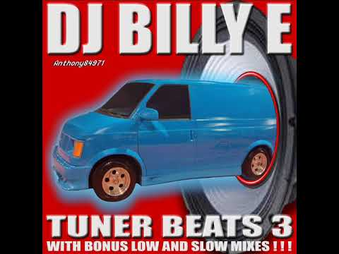 DJ Billy-E - Intelliquad