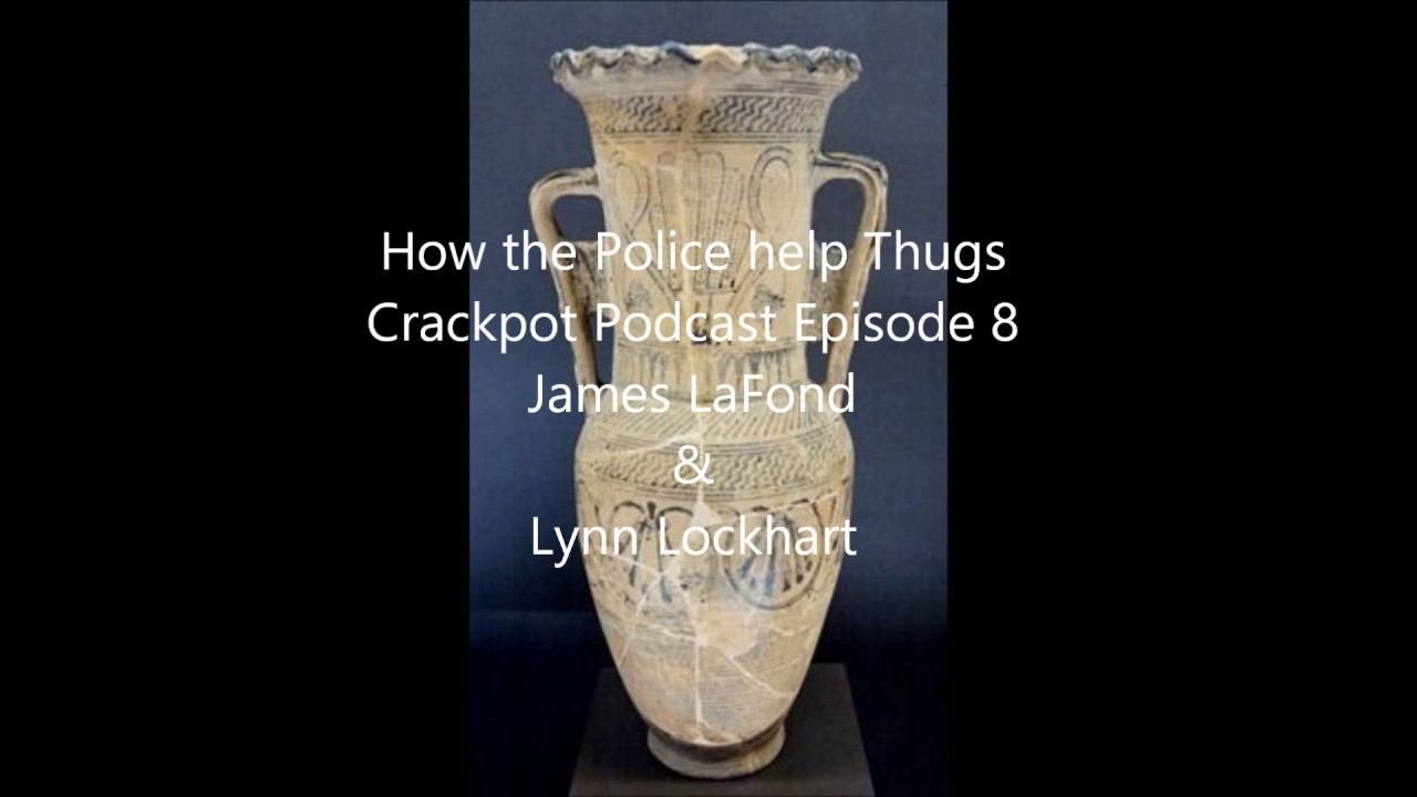 Download 008-How the Police help Criminals-Crackpot Podcast