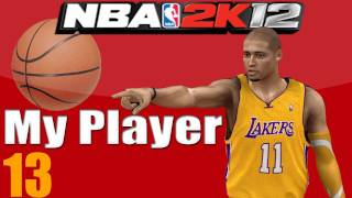 NBA 2k12 My Player Ep.13 - First Game As a Starter
