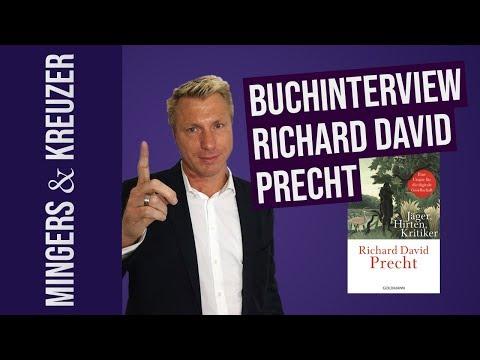 Jäger, Hirten, Kritiker - Richard David Precht | Buchinterview 2018