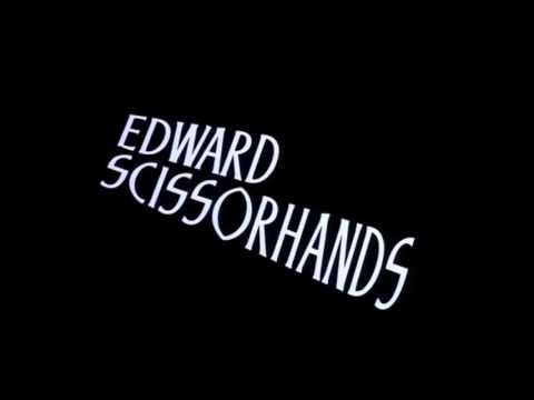 Danny Elfman  Ice DanceThe Grand Finale Edward Scissorhands