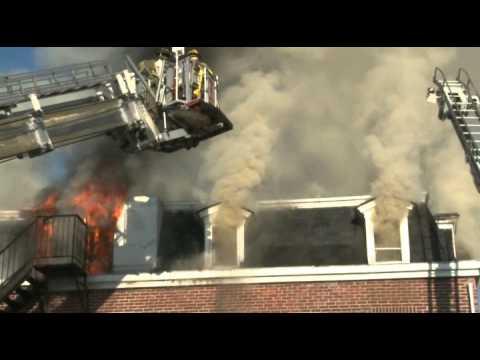 10.09.11 - 4th Alarm FATAL Fire; Whitehall, PA