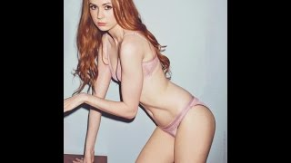 Repeat youtube video 10 Sexy Karen Gillan HD Photos in Under 60 Seconds
