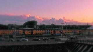 Sunset Amsterdam Fabbrica Illuminata