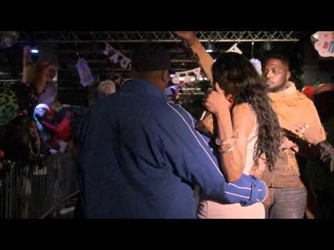THE REALNESS ICONS SABRINA & JAMES @ICON TONY BDAY BALL 2012
