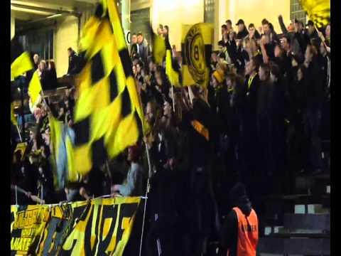 Borussia Dortmund II - FC Köln II 0-0 Stimmungsvideo