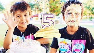 NOAH'S 5th BIRTHDAY!!