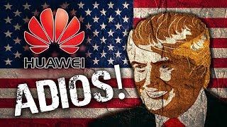 El FINAL de Huawei / 😡Que pasara con mi Celular Huawei?/ ⚠️ASÍ TE AFECTA