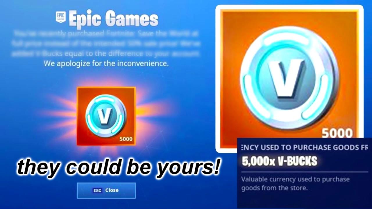 Free VBucks Ad For Real Gamers 😎 - YouTube