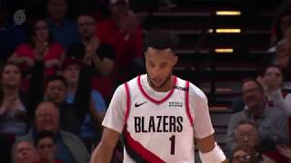 Highlights: Trail Blazers 132, Pelicans 119 | November 1, 2018