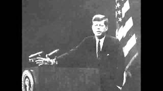 JFK PRESS CONFERENCE #61 (SEPTEMBER 12, 1963)