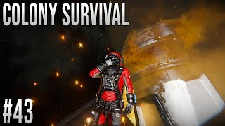 Space Engineers - Colony Survival Ep #43 - I'VE DONE IT AGAIN?!