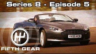 Fifth Gear Series 8 Episode 5 смотреть