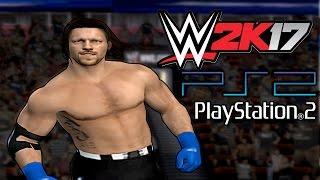 WWE 2K17 DE PS2 É SÉRIO ISSO?