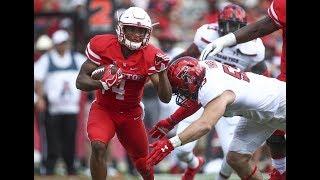 Football Highlights - Texas Tech 27, Houston 24