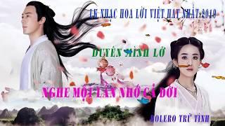 Nhạc Hoa Lời Việt Chọn Lọc Cực Êm Tai Dễ Ngủ   LK Nhạc Hoa Lời Việt Làm Xao Xuyến Nhiều Con Tim