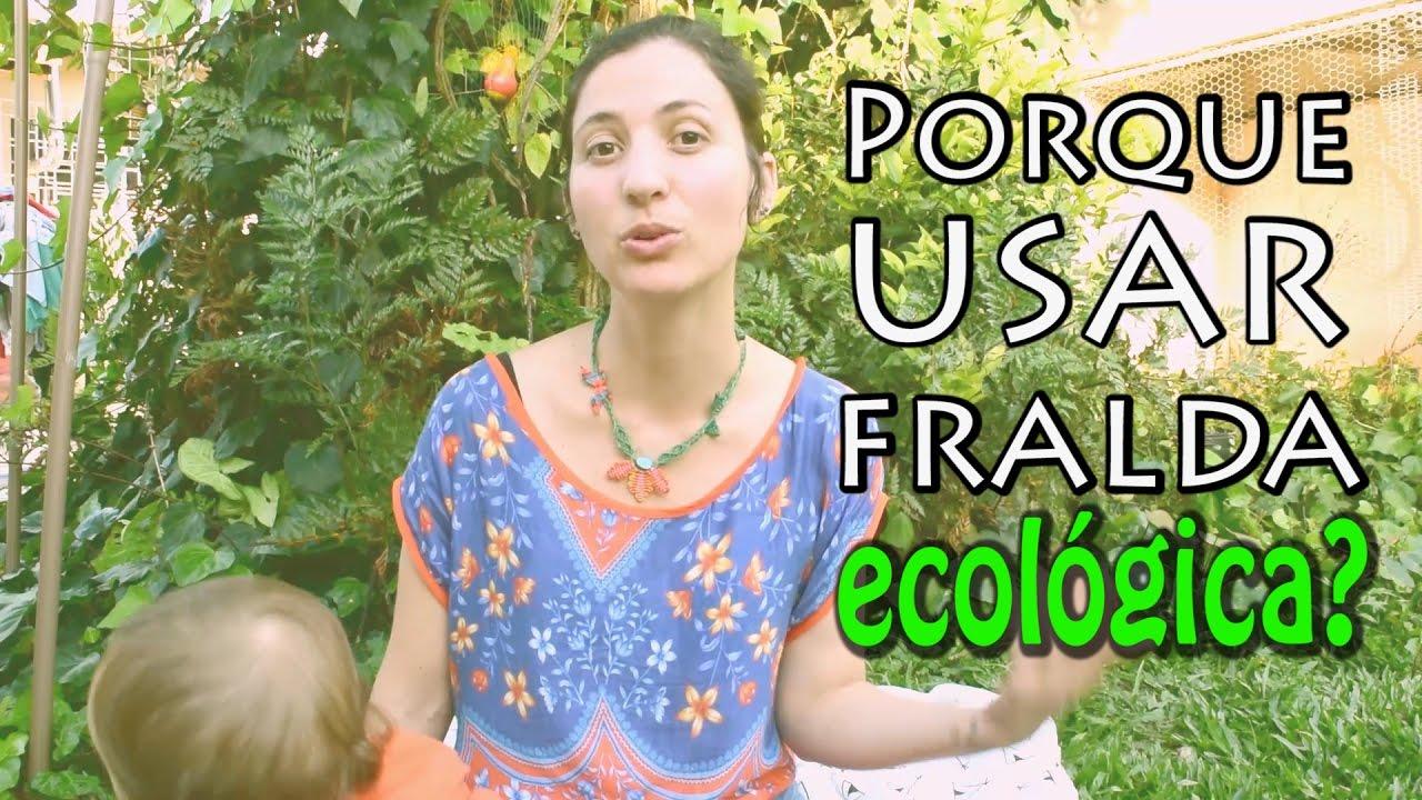 Porque usar fralda ecológica?!?