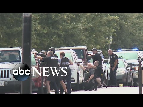 Virginia Beach Shooting: Investigators Search For A Motive