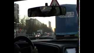 Автоинструктор, СПб, уроки вождения, обычное занятие