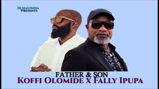 Congo | Rumba | Father and Son | Koffi Olomide & Fally Ipupa | mp3