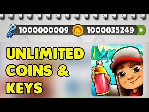 Subway Surfers Hack (Android ) –Mods , Unlimited Coins And Keys Cheats