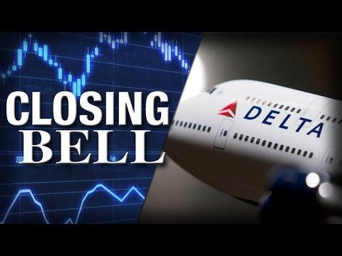 Stocks Slip as Bond Yield Spike Triggers Utilities Selloff
