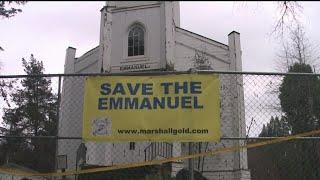 Race On To Save Gold-Rush Era Church
