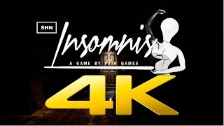 Insomnis | 4K 60fps | Playthrough Walkthrough Gameplay No Commentary