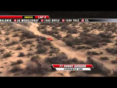 Best In The Desert - 2011 - Parker 425