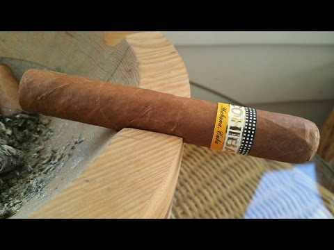 Cohiba Robusto Cuban Cigar Review
