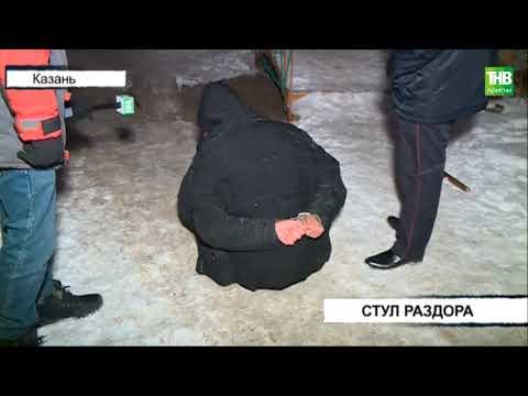Ножевым ранением закончилась в Казани потасовка во дворе одного из домов по улице Короленко