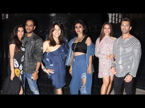 Ekta Kapoor GRAND House Party 2018 Full Video HD | Vikas Gupta, Moni Roy, Bipasha Basu