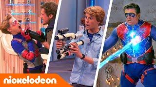 Опасный Генри | День из жизни Супергероя | Nickelodeon Россия