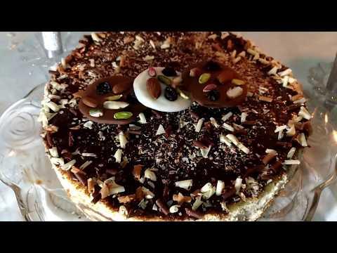 gâteau-pour-les-occasions-:-si-bon-et-tellement-beau-كيك-للمناسبات-بخطوات-مفصلة