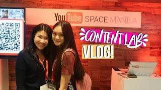 Attending The YouTube Content Lab! + Meeting Other YouTubers #PinoyCreators